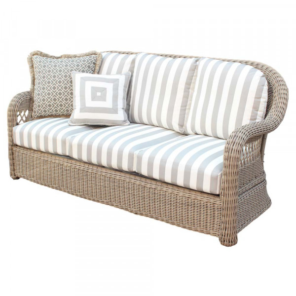 South Sea Rattan Arcadia Wicker Sofa