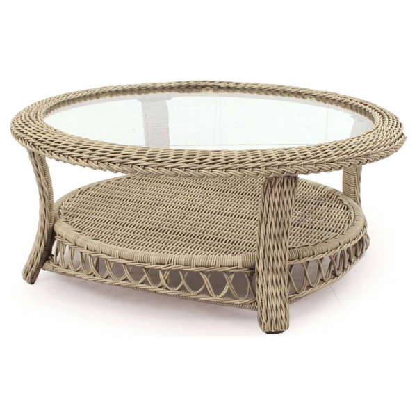 South Sea Rattan Arcadia Wicker Coffee Table