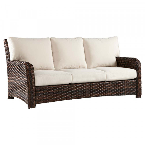 South Sea Rattan Saint Tropez Wicker Sofa