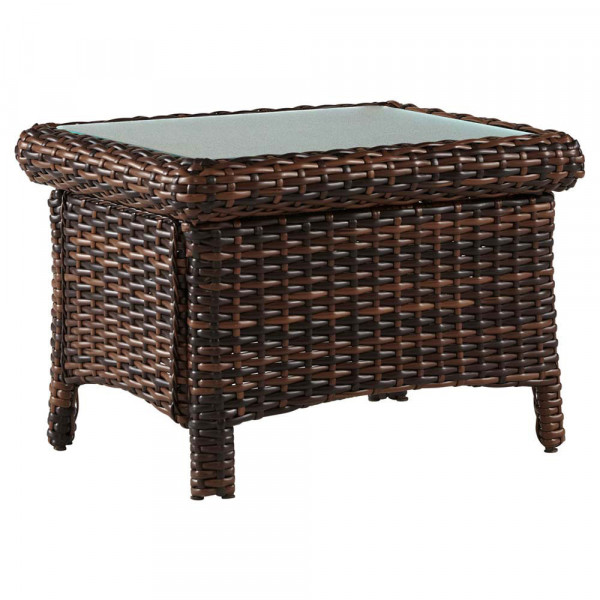 South Sea Rattan Saint Tropez Wicker End Table