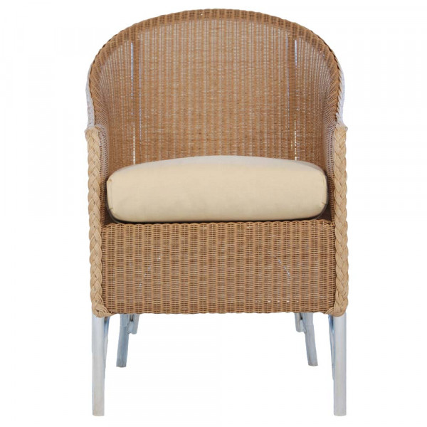Lloyd Flanders Wicker Dining Chair - Replacement Cushion