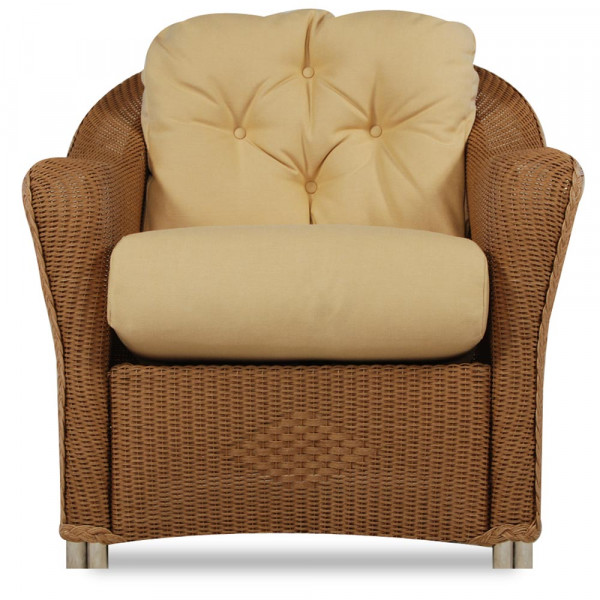 Lloyd Flanders Reflections Wicker Lounge Chair