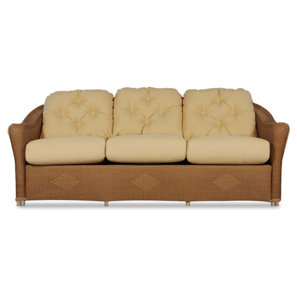 Lloyd Flanders Reflections Wicker Sofa - SPECIAL OPPORTUNITY BUY