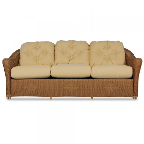 Lloyd Flanders Reflections Wicker Sofa - Replacement Cushion