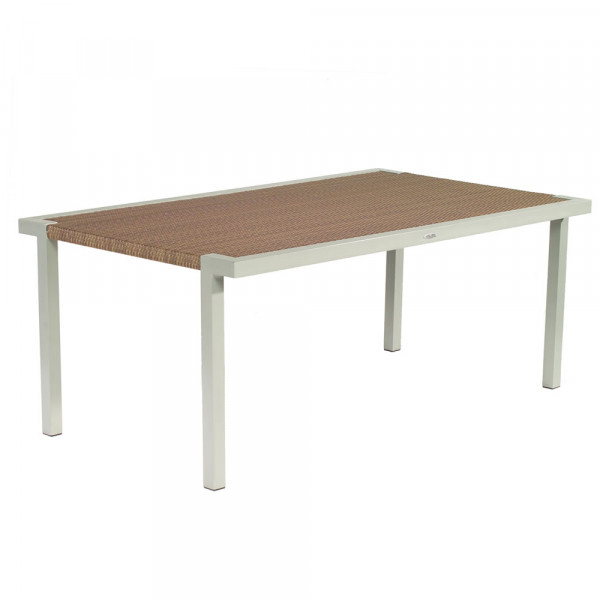 WhiteCraft by Woodard Sheridan Wicker Dining Table