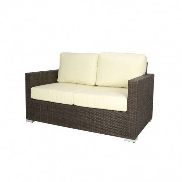 Source Outdoor Lucaya Wicker Loveseat