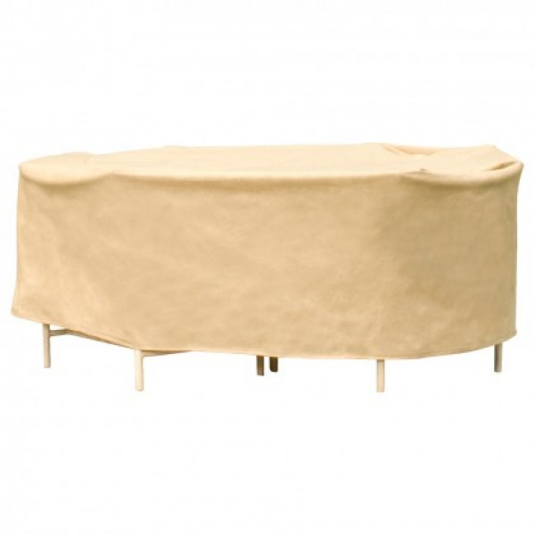 Budge SFS Oval/Rectangle Table/Chair Combo Cover