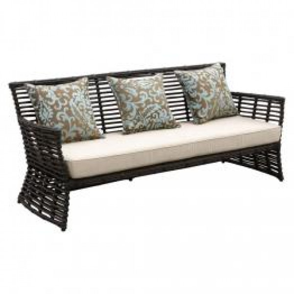 Sunset West Venice Wicker Sofa - Replacement Cushion