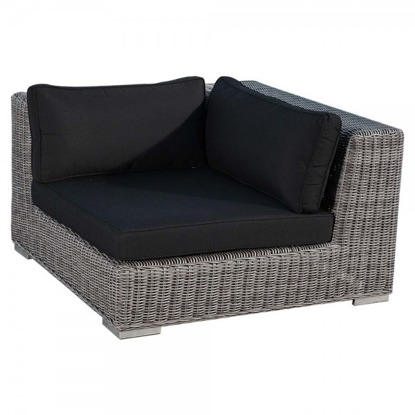 Sunset West Emerald Sectional Wicker Lounge Chair - Replacement Cushion