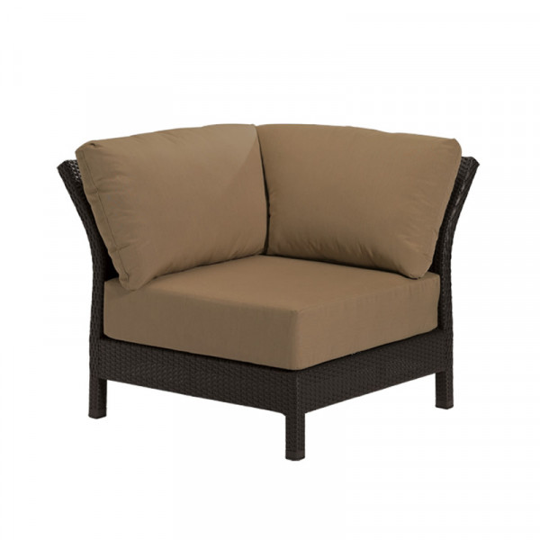 Tropitone Evo Wicker Corner Chair