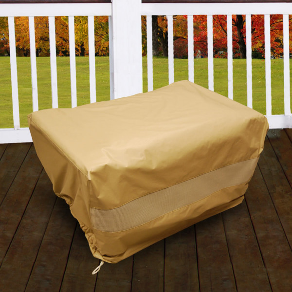 Forever Patio Wicker Ottoman Furniture Cover