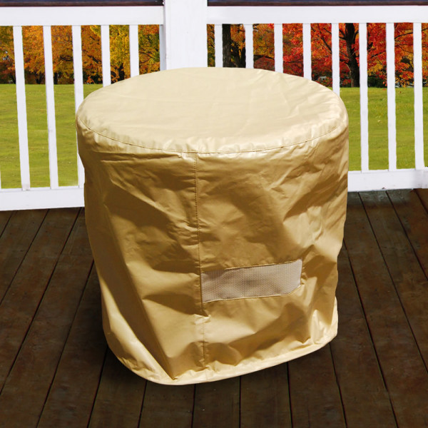 Forever Patio Wicker End Table Furniture Cover