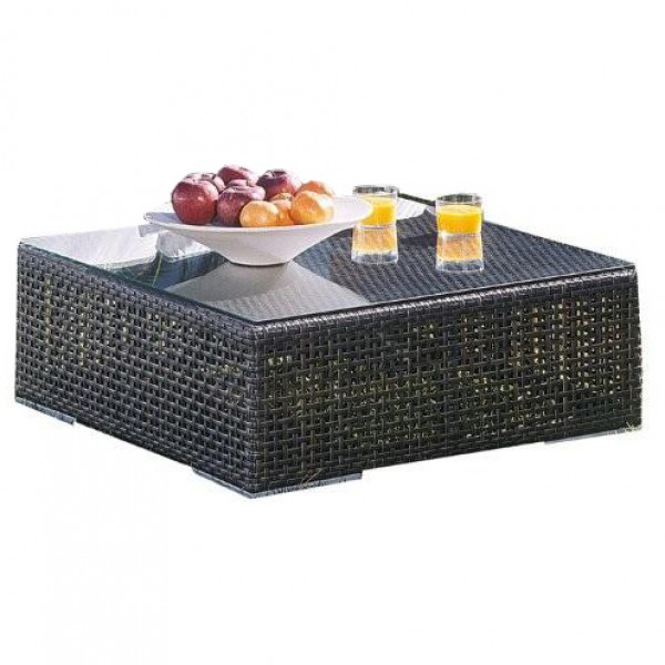 Hospitality Rattan Soho Wicker Coffee Table