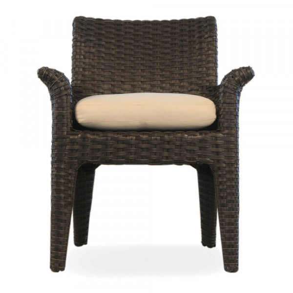 Lloyd Flanders Flair Wicker Dining Chair - Replacement Cushion