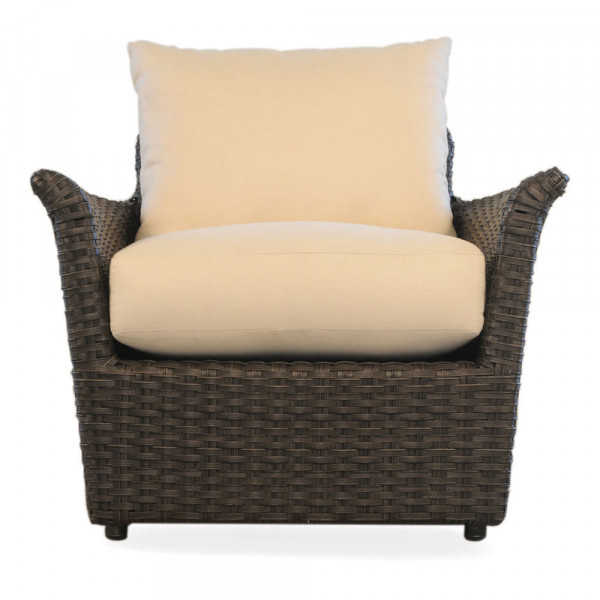Lloyd Flanders Flair Wicker Lounge Chair - Replacement Cushion