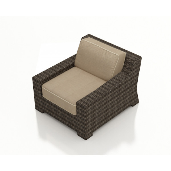 Forever Patio Pavilion Wicker Lounge Chair - Replacement Cushion