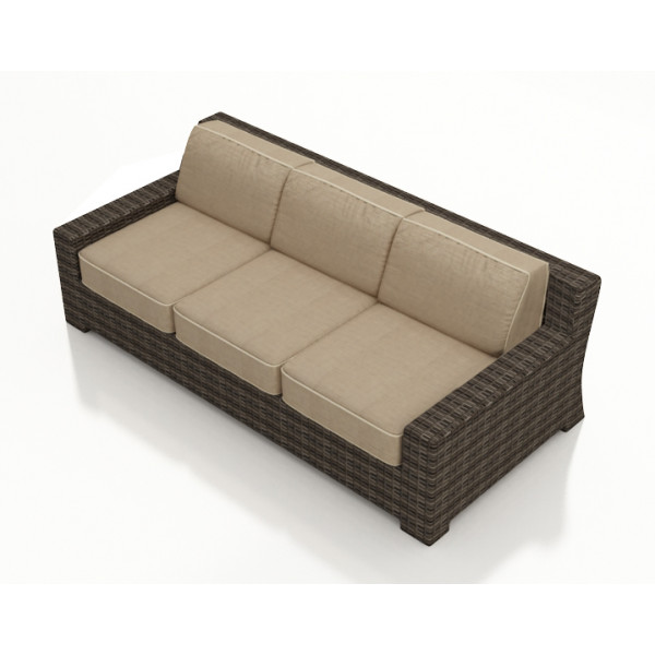Forever Patio Pavilion Wicker Sofa - Replacement Cushion