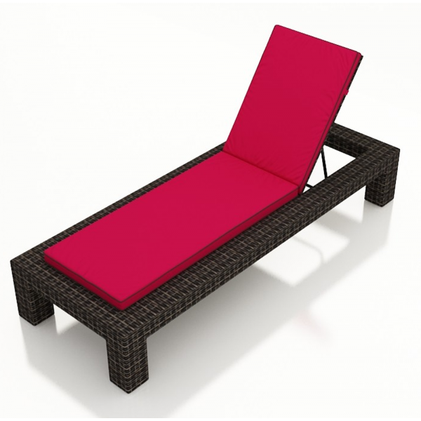 Forever Patio Capistrano Adjustable Wicker Chaise Lounge - Replacement Cushion