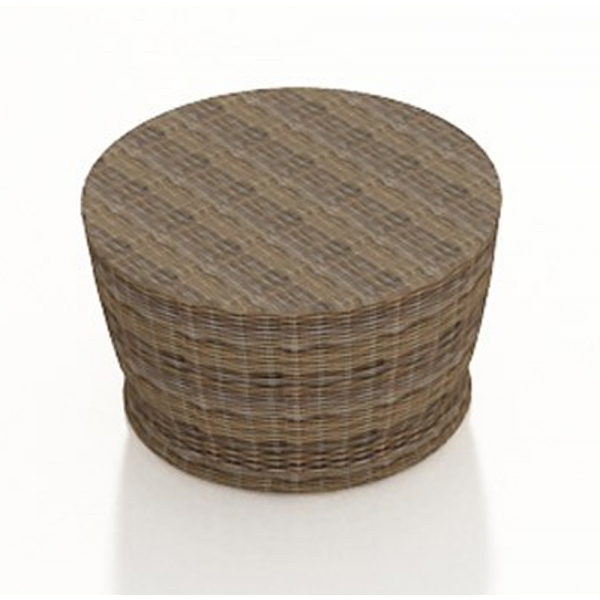 Forever Patio Cypress Round Wicker Chat Table