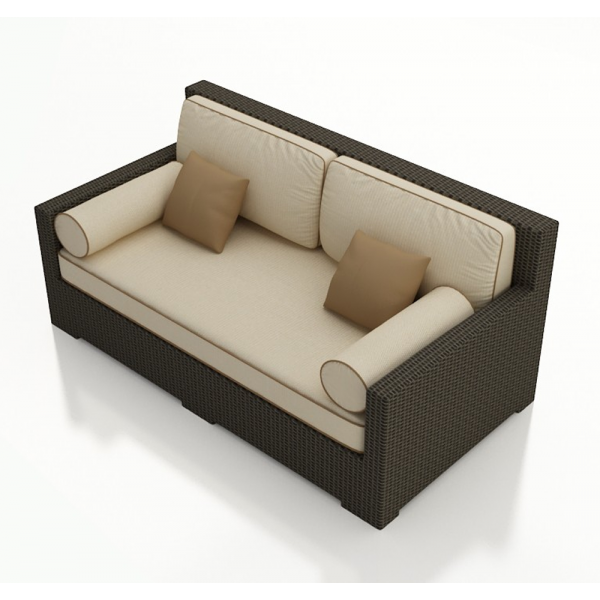Forever Patio Hampton Wicker Daybed - Replacement Cushion