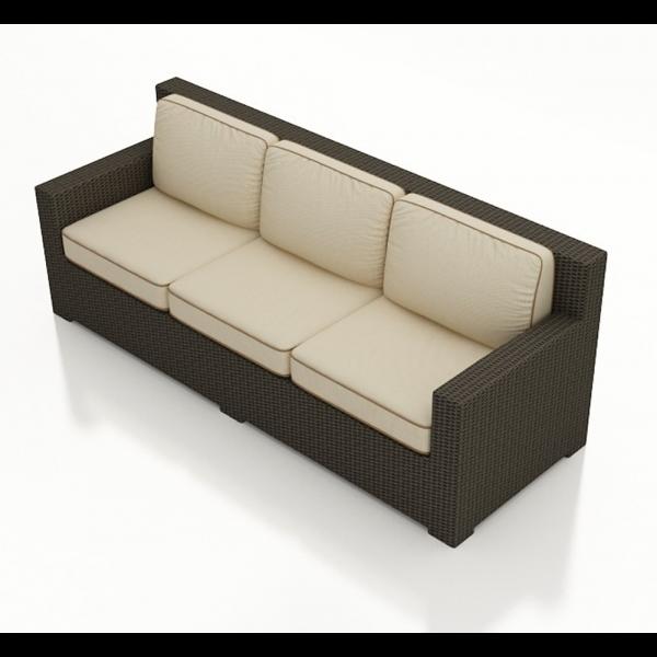 Forever Patio Hampton Wicker Sofa - Replacement Cushion