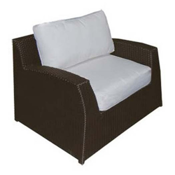 Forever Patio Soho Wicker Club Chair - Replacement Cushion
