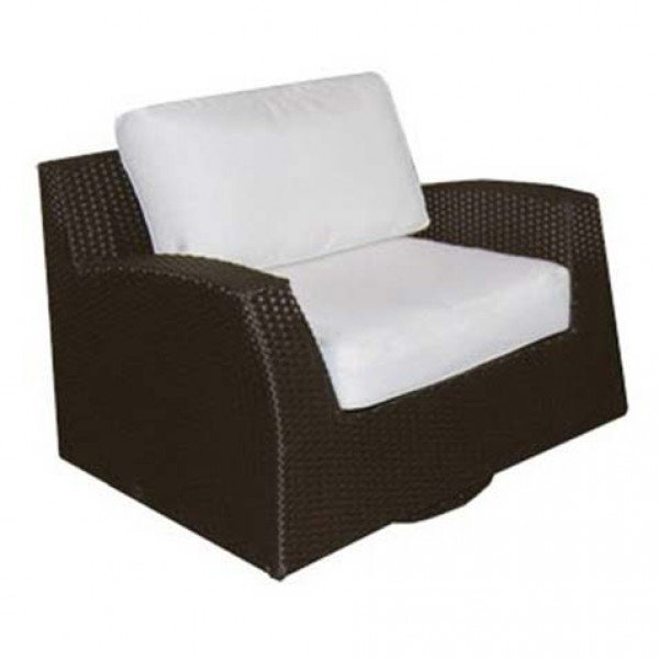Forever Patio Soho Wicker Swivel Glider - Replacement Cushion
