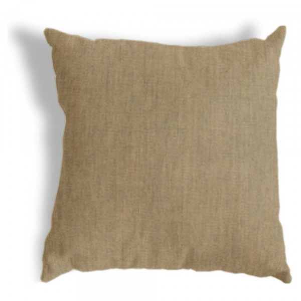 Harmonia Living Sunbrella Throw Pillow - Sunbrella Heather Beige