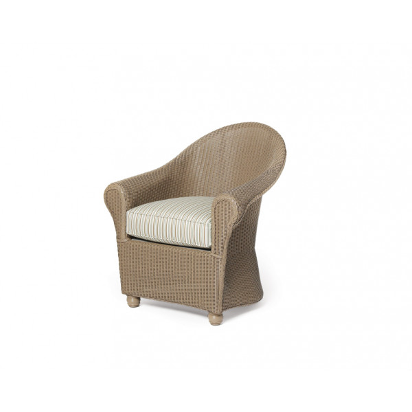 Lloyd Flanders Casa Grande Wicker Dining Chair - Replacement Cushion