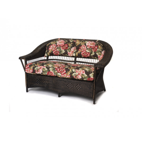Lloyd Flanders Centennial Wicker Loveseat - Replacement Cushion