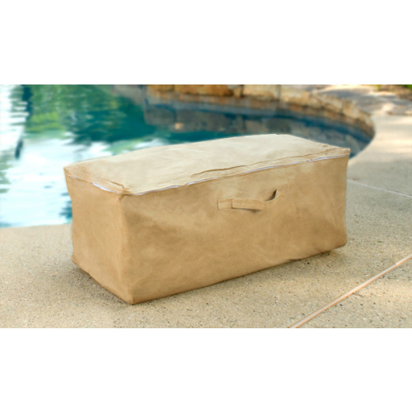 "Budge SFS Cushion Storage Bag - 48""W x 18""D x 22""H"