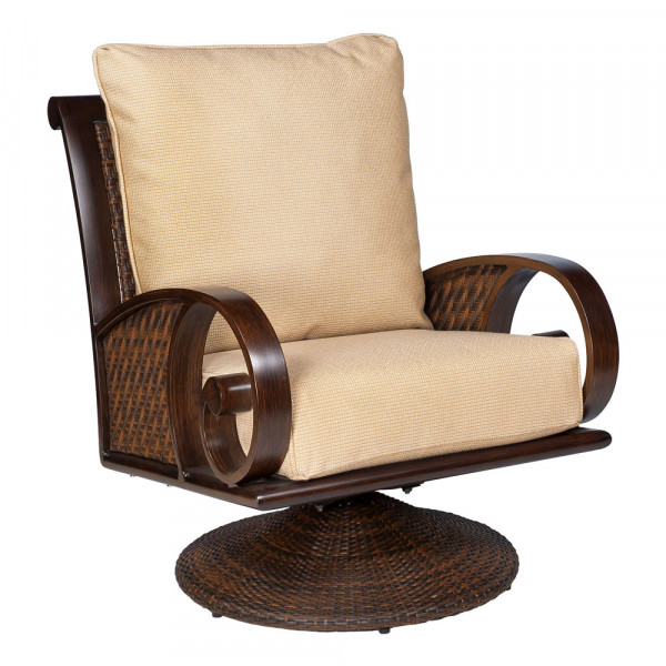 Swivel Rocking Lounge Chair Cushion