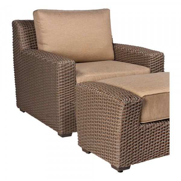 Stationary Lounge Chair Replacement Cushion