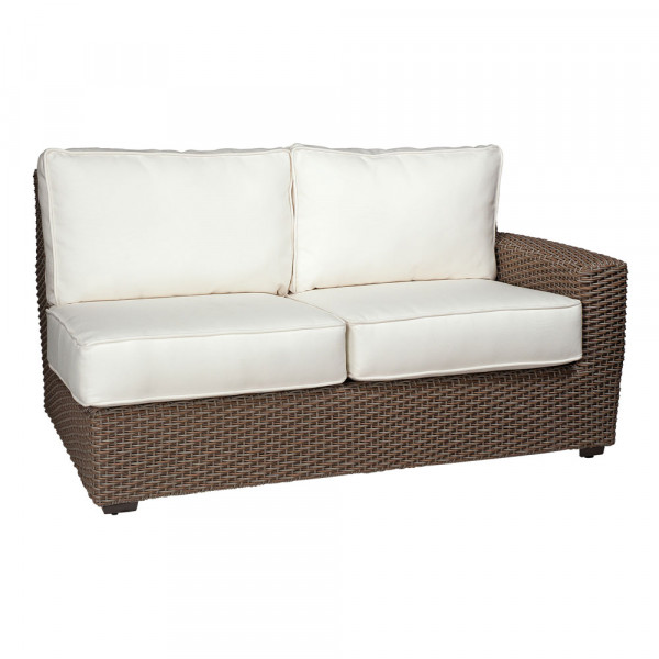 Left Arm Facing Love Seat Sectional