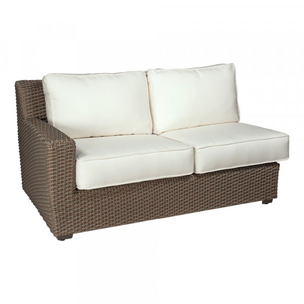 Right Arm Facing Love Seat Sectional