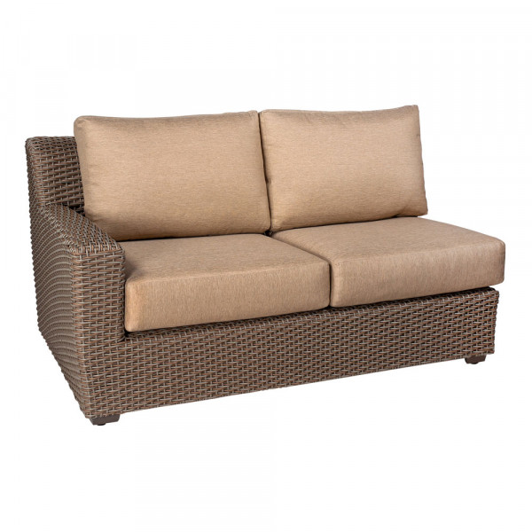 Left Arm Facing Love Seat Cushion