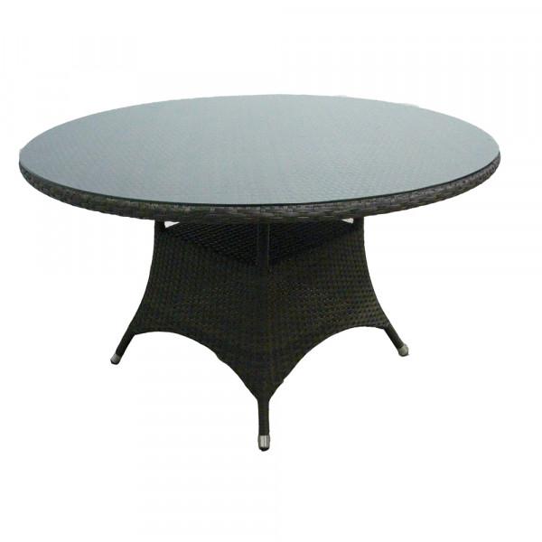 "Source Outdoor Circa 32"" Wicker Bistro Table"