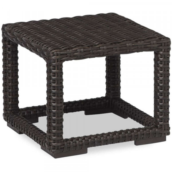 Sunset West Cardiff Wicker End Table