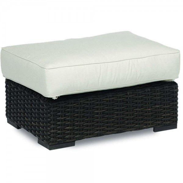 Sunset West Cardiff Wicker Ottoman - Replacement Cushion