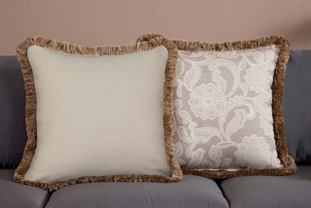 Large Off White Throw Pillows: South Sea Rattan All Weather Milano Large Throw Pillow