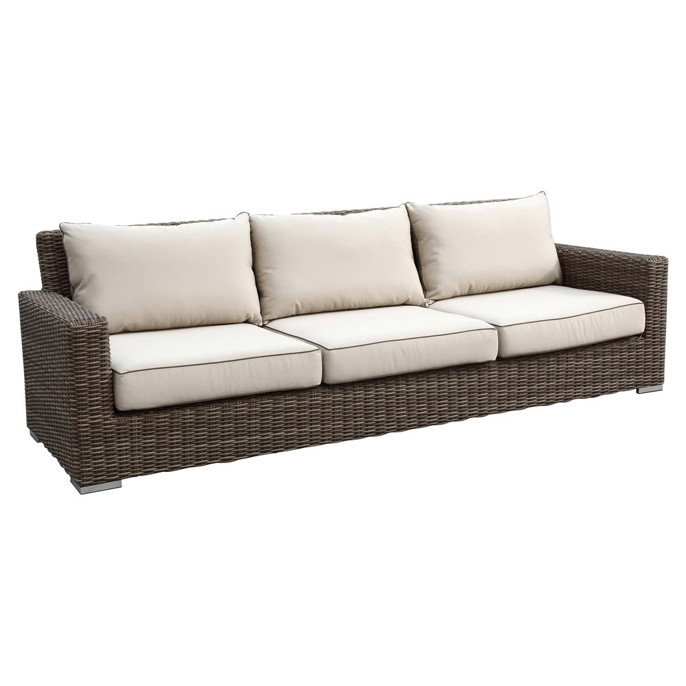 Sunset West Coronado Wicker Sofa