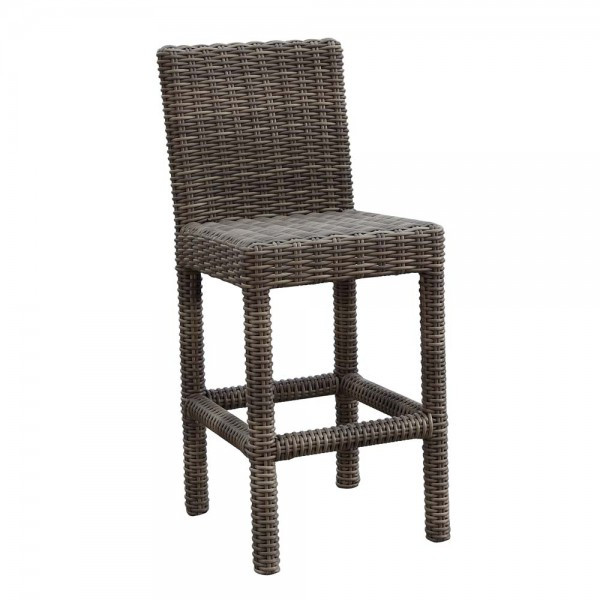 Sunset West Coronado Wicker Barstool Replacement Cushion  : 2101 7b1 from www.wickercentral.com size 600 x 600 jpeg 52kB