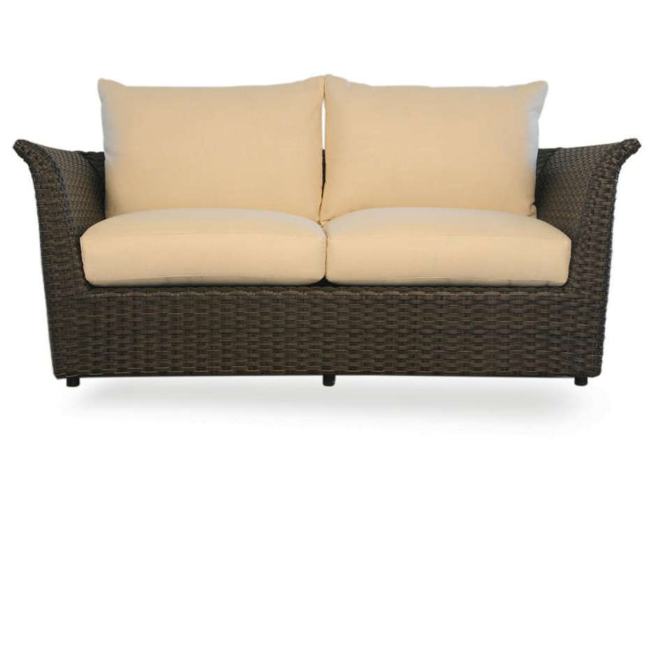 Lloyd Flanders Flair Love Seat Replacement Cushion