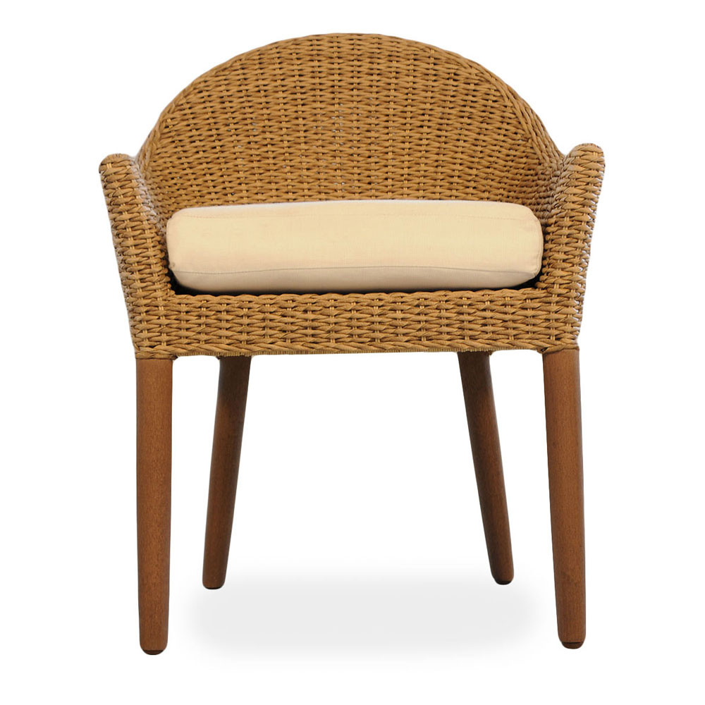 lloyd flanders tobago dining arm chair replacement
