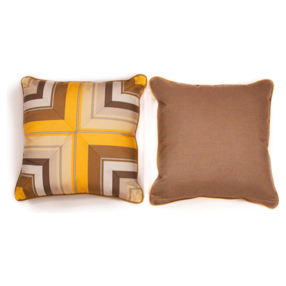 Throw Pillows For Wicker Furniture : South Sea Rattan All Weather Sunshine Medium Throw Pillow - WickerCentral.com