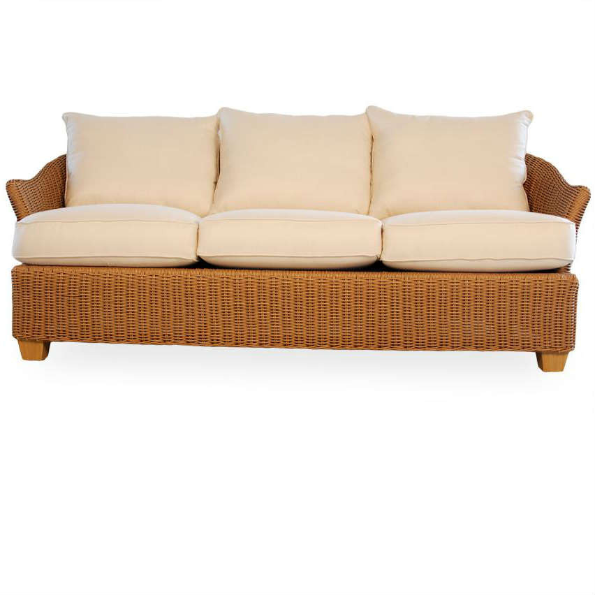 Lloyd Flanders Napa Wicker Sofa Replacement Cushion