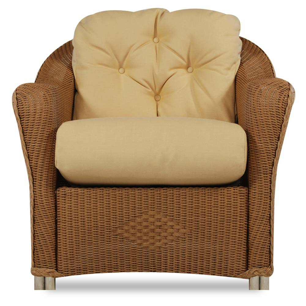 Lloyd Flanders Reflections Wicker Lounge Chair   SPECIAL OPPORTUNITY BUY