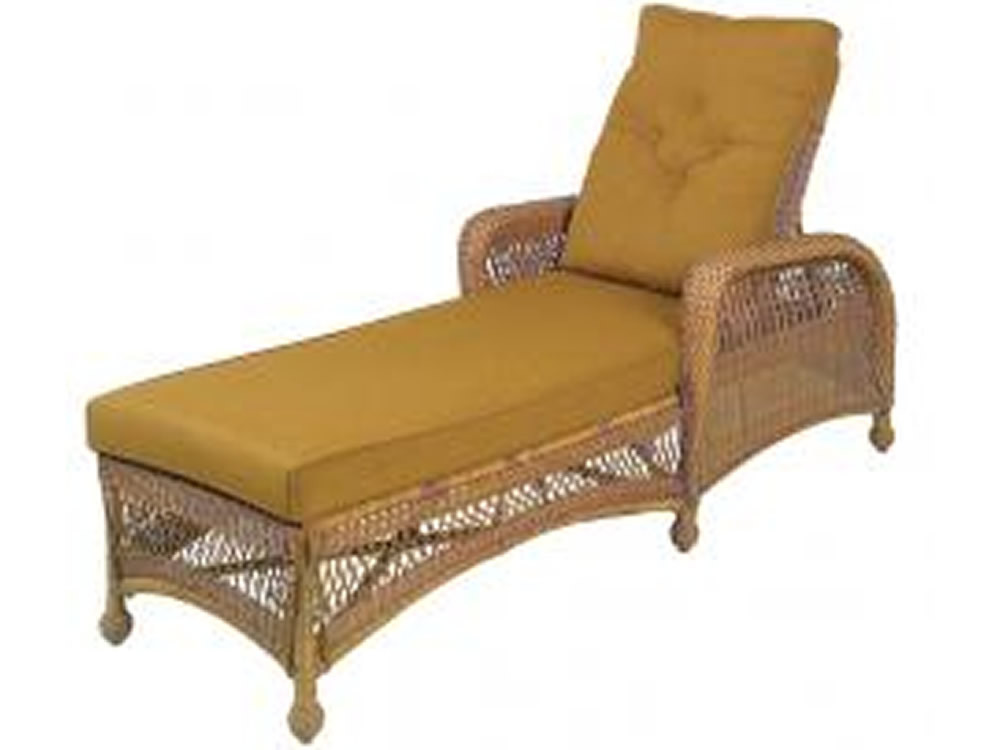 longboat key casa del mar wicker adjustable chaise lounge. Black Bedroom Furniture Sets. Home Design Ideas