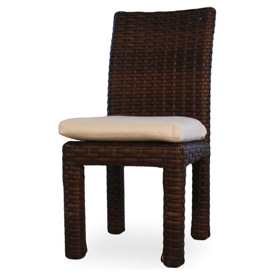 wicker parson 39 s dining chair replacement cushion
