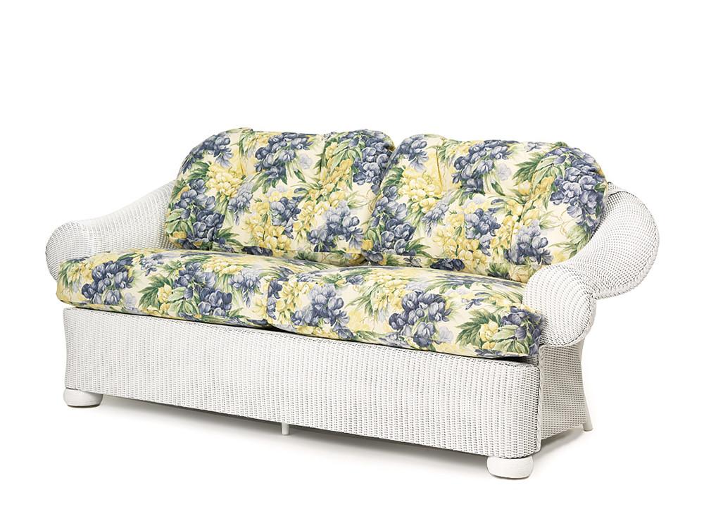 Lloyd Flanders Casa Grande Wicker Sofa